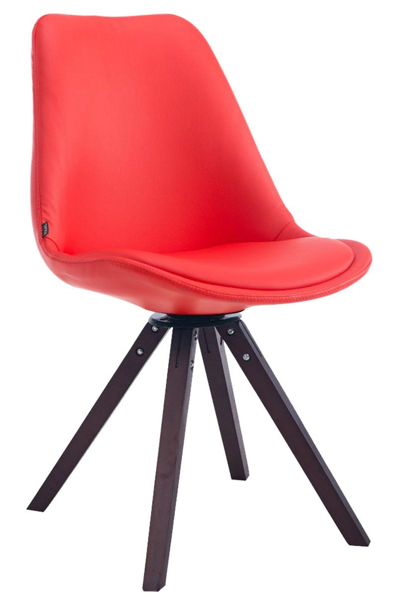 chaise visiteur calais similicuir pivotante fauteuil. Black Bedroom Furniture Sets. Home Design Ideas