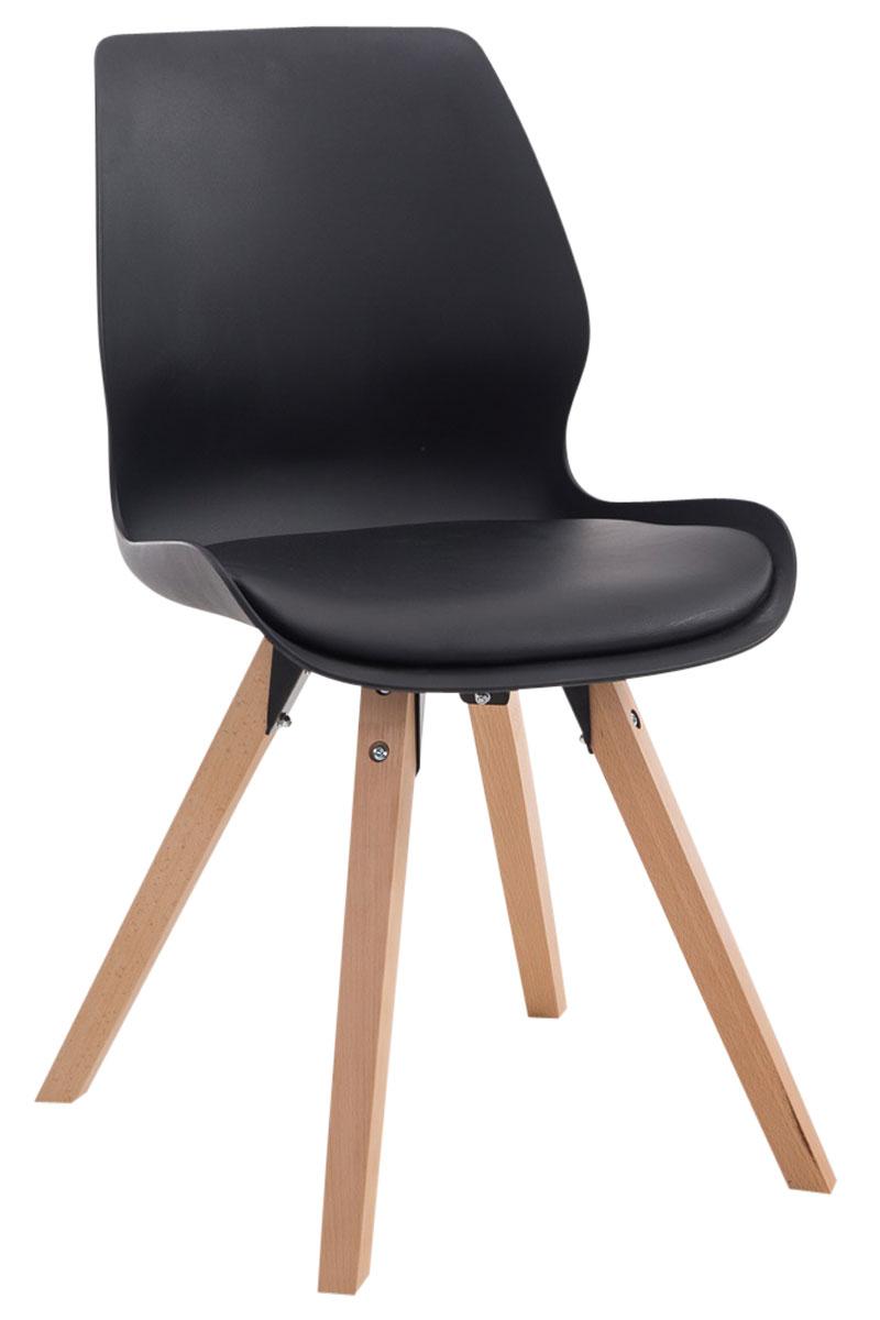 Konferenzstuhl holz  Besucherstuhl Perth Kunststoff Beinform Square Loft Stuhl ...
