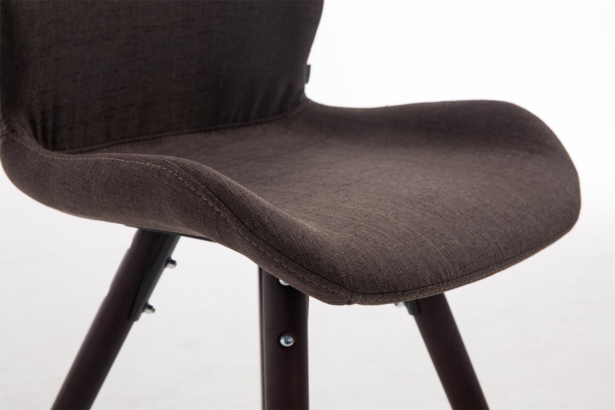 besucherstuhl perth stoff beinform rund lehnstuhl stoffstuhl wartezimmerstuhl ebay. Black Bedroom Furniture Sets. Home Design Ideas